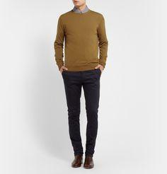 Acne Studios - Clissold Lightweight Wool Sweater|MR PORTER