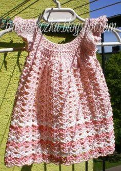 Sukienka Mai wykonana