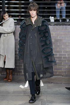 Miharayasuhiro Fall 2017 Menswear Collection Photos - Vogue
