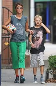 Helena Christensen Photos And Son