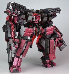 Armored Core, Mecha Suit, Unicorn Gundam, Gundam Custom Build, Lego Mecha, Anime Weapons, Model Tanks, Gunpla Custom, Gundam Art