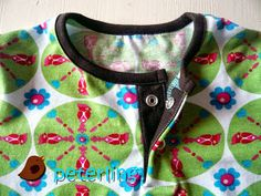Peterling - Woodpecker Retro Shirt: Boyz!