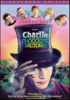 DVD.  Charlie and five others draw golden tickets from Wonka chocolate bars and win a guided tour of the legendary candy factory that no outsider has seen in 15 years. Dazzled by one amazing sight after another, Charlie is drawn into Wonka's fantastic world.