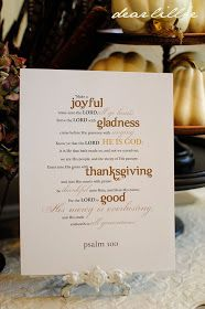 Dear Lillie: The Thankful Tree, Psalm 100 Download and Briar Hats
