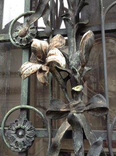 Passy - Beautiful iron work