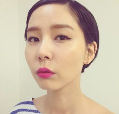 Kim Na Young Short Hair Cut Idea