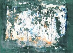 Arrancada del Paisaje | Pintura de Leandro Antolí | Flecha