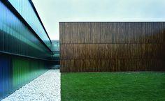 Vaíllo + Irigaray Architects — Sede Central Foro Europeo