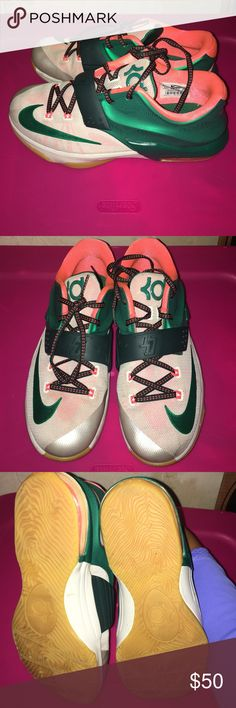 cbdc472d7f2b ... Nike KD 7s Beautiful Nike KD shoes in good condition. Worn twice. Size  6.5