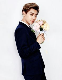 Chanyeol as your prom date