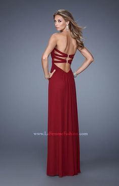 La Femme 21103 - Formal Dress