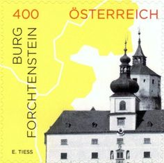 Sello: Forchtenstein Castle, Burgenland (Austria) (Impessions from Austria) Mi:AT 3198,ANK:AT 3223