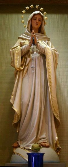Day 9 Novena to Our Lady of Fatima - Catholic Prayers, Catholic Art, Catholic Saints, Catholic Doctrine, Blessed Mother Mary, Blessed Virgin Mary, Image Jesus, La Salette, Virgin Mary Statue