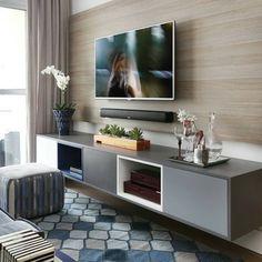 Lindo, lindo esse móvel feito pela Mandril Arquitetura #architecture #arquitetura #designdeinteriores #decor #design #saladetv #rack #inspiration