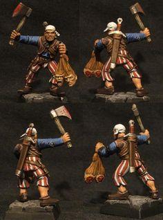 Mordheim Mercenary