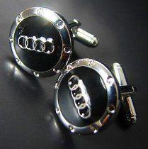 Audi Cufflinks http://astore.amazon.com/ahoy-20/detail/B004A8DSNO