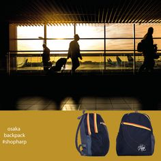 Osaka backpack for Laptop via harp - Handbags | bags | style | mens | woman | borse | sac | unisex | craft | leather | handmade | jewellery. Click on the image to see more! #harp #shopharp #viaharp #backpack #laptop #computer #travel #osaka #unisex Electronics - Computers & Accessories - handmade handbags & accessories - http://amzn.to/2ktogxC