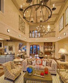 New Construction - Bethany Beach, Del. - contemporary - living room - philadelphia - by Dewson Construction Company