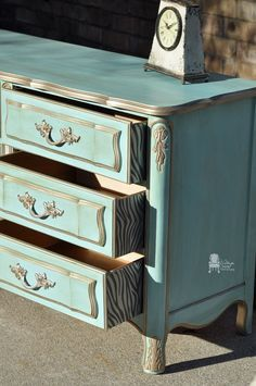 This n' That Thursday – A French Provincial Dresser — American Paint Company
