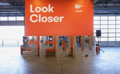 Design Agency Made Giant Mirror Letters In San Francisco To Show That Design Is All Around Us