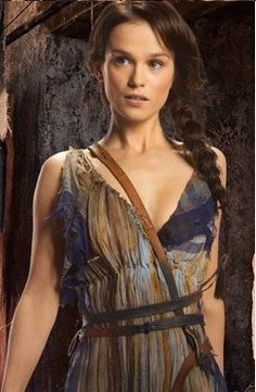 Sibyl Gwendoline Taylor Spartacus War Of The Damned