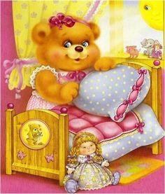 Child Development: A kézikönyv a fejlesztési Speech Teddy Bear Quotes, Teddy Bear Cartoon, Cute Cartoon, Photo Ours, Art D'ours, Country Bears, Teddy Bear Pictures, Cute Clipart, Boyds Bears