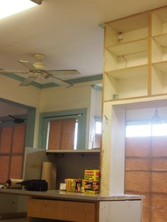 Interior - Opportunities for a wonderful new space abound.