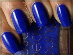 Nails: Rescue Beauty Lounge IKB:2012, International Klein Blue