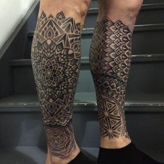 Another session from today @korpus for Steven. We did a few sessions within a week working on booth legs. Thanks man for coming all the way from Oregon, I had a great time tattooing. See you next year on your side of the world!