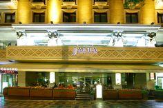 Exterior of Jalta with a view of our COMO Restaurant