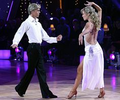 Derek and Jennie Garth  -  Rumba  -  Dancing With the Stars  -  season 5  -  fall 2007  -  placed 4th for the season