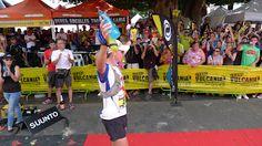 El ganador de la Ultramaratón, Dakota Jones