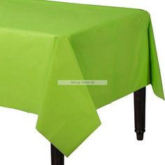 #Duker - Plastduk - Limegrønn - 1.4m x 2.8m. Kun kr 39,00 NOK - Superpraktisk plastduk i skikkelig festfarge! Duken måler ca. 140cm x 280cm og er av plast. Anbefales til både inne og utebursdag. Med den klare og bestemte fargen, er plastduken en flott fargesprakende base, og gjør det enkelt å pynte med andre farger oppå, om du ønsker å skape et eget bursdagstema. Det følger med 1 plastduk i pakken. Stool, Furniture, Home Decor, Painters, Decoration Home, Room Decor, Home Furnishings, Home Interior Design, Home Decoration