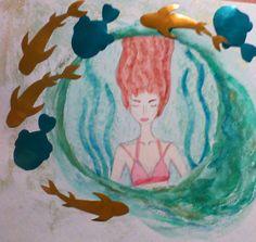 Underwater 1 Русалка