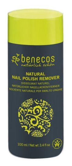 Benecos Nagellackentferner Natural Nail Polish Remover