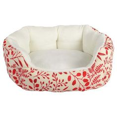 Boots & Barkley® Oval Pet Bed Small