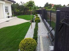 CLASSIC - Średni ogród przed domem z ogródkiem warzywnym, styl klasyczny - zdjęcie od Paweł Bednarczyk Architektura Krajobrazu