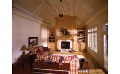 Beautiful ceiling - Plan 051S-0018 | House Plans and More