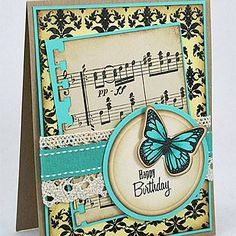 musical notes birthday