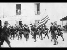 1898 año que cambio la historia de Puerto Rico - Parte 1/  History that changed Puerto Rico in 1898.