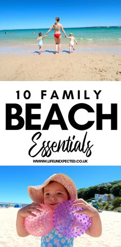 10 Family Beach Essentials  All The Beach Essentials You Need For Family Beach Trip | Family Beach Trip | Beach Essentials | What You Need For Kids On The Beach