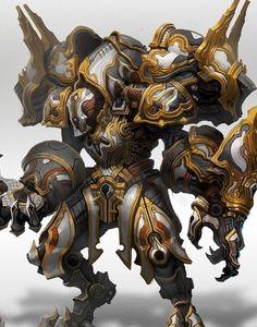 Mech Battle King