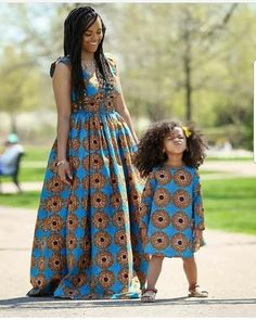 Latest Ankara Styles, African print fashion, Ankara fall fashion , African Dress… By Diyanu - African Plus Size Clothing at D'IYANU African Dresses For Kids, Latest African Fashion Dresses, African Print Dresses, African Print Fashion, Africa Fashion, Ankara Fashion, Tribal Fashion, African Prints, Mother Daughter Matching Outfits