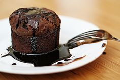 Chocolate Lava Cake. I wonder if it is as good as carnival cruise ship lava cake. Can't wait to test it out!