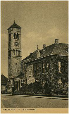 Rijksmonument St. Antoinuskerk, Sint Antoniusstraat 5-7 - 1939 - 1945