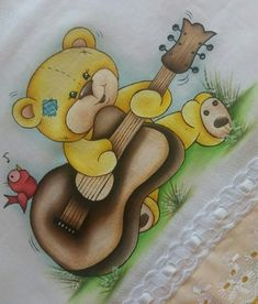 Diy And Crafts, Arts And Crafts, Tole Painting, Baby Quilts, Winnie The Pooh, Beautiful Pictures, Alice, Sketches, Embroidery