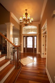 1000 images about two story foyer ideas on pinterest for 2 story foyer decor