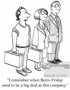 Cartoon satirizing the complaint that school uniforms