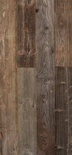 Authentic reclaimed, weathered wall cladding in long lengths planks. These planks have been expertly milled specifically for wall cladding, featuring a shiplap edge for ease of fitting and edge covering. Planks have been very gently wire brushed, so perfectly preserved without being over manufactured.