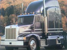 11 Best PT 377 images in 2019   Peterbilt trucks, Big trucks